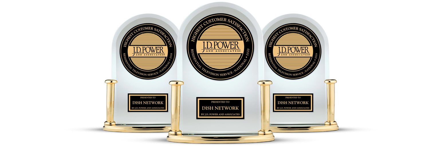 DISH Customer Satisfaction - Ranked #1 by JD Power - Ezsatellite & Wireless Inc. in Loves Park, Illinois - DISH Authorized Retailer